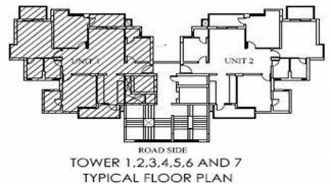 ATS Homekraft Happy Trails Cluster Plan