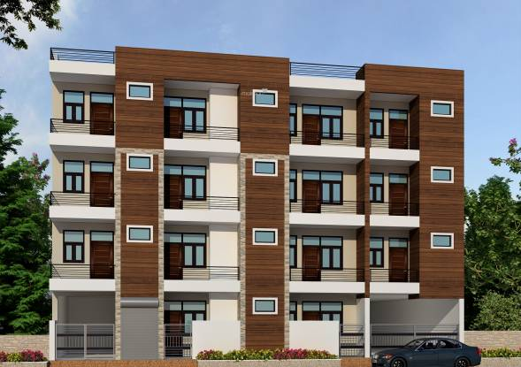 Vishal Apartments Elevation