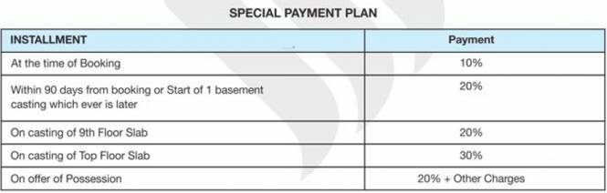 Images for Payment Plan of CRC Sublimis