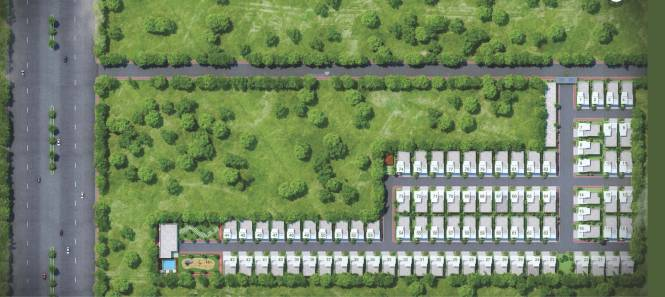 Rudra Royal Village Layout Plan