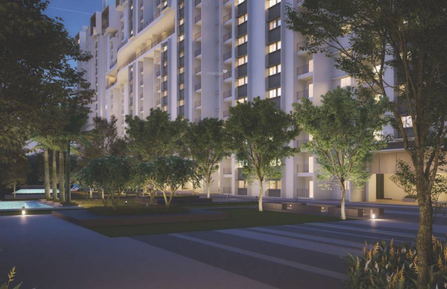 Rohan Upavan Phase 1 Elevation