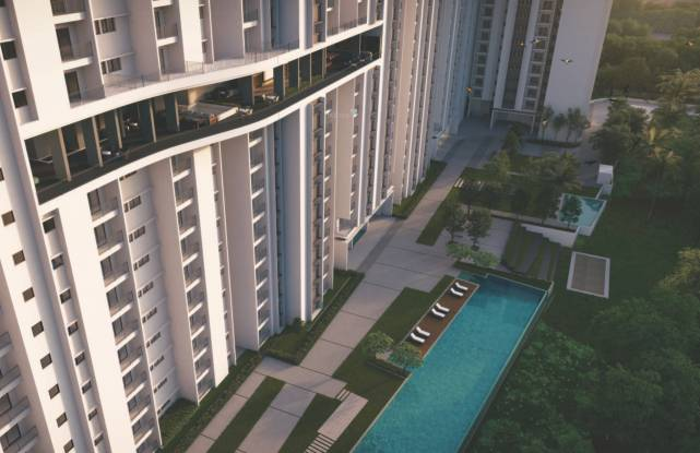Images for Elevation of Rohan Upavan Phase 1
