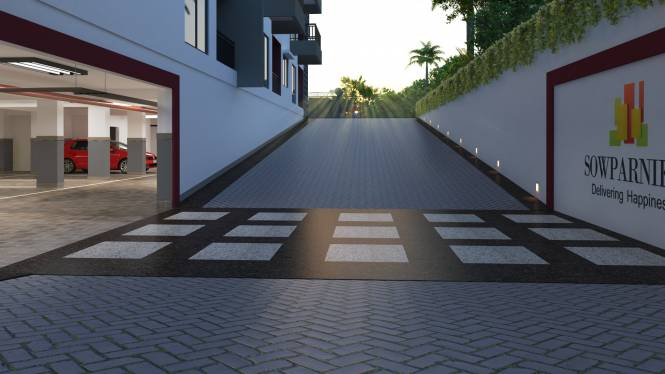 Images for Amenities of Sowparnika Unnathi