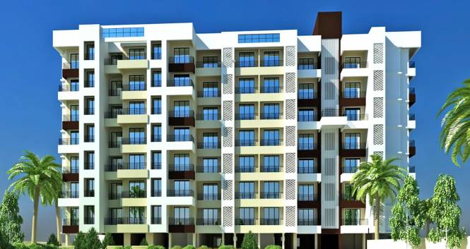 Sai Heights Phase II A And B Wing Elevation