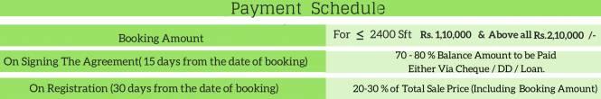 NBR NBR Green Valley Payment Plan