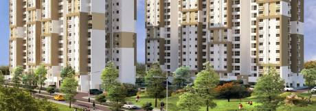 Unitech Uniworld City Elevation