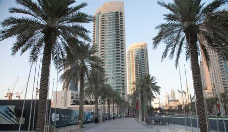 Emaar The Lofts Elevation