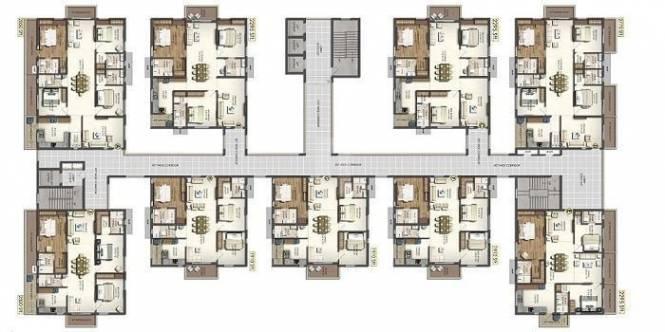 sri-ram-garden Cluster Plan