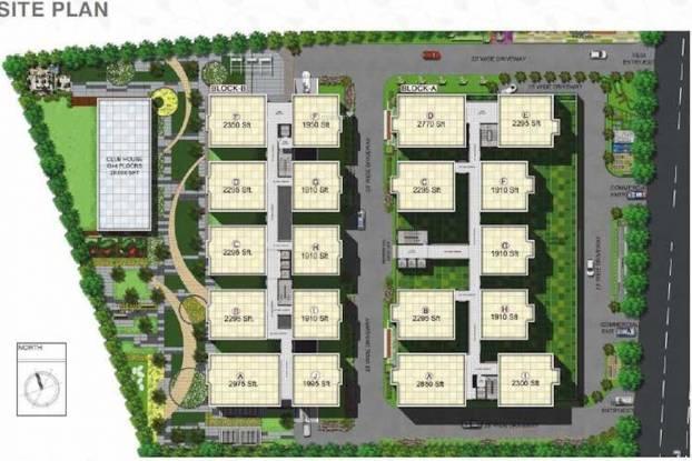 sri-ram-garden Site Plan