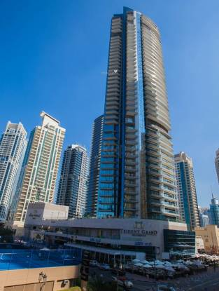 Trident Grand Residence Elevation