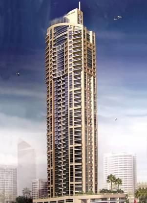 Khalid Shahla Tower Elevation