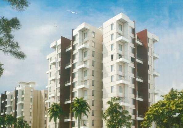 Spine City Residency Building C Elevation