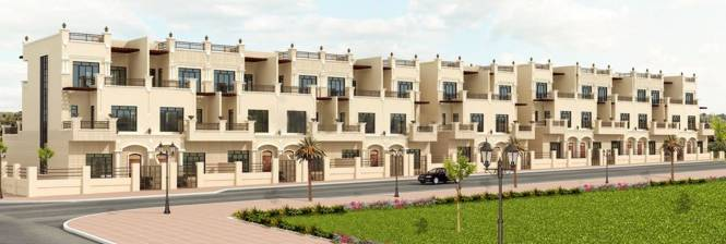 New World Marwa Homes Elevation