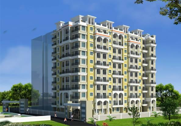 Mahavir Paradise Phase 1 Elevation