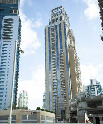 Emaar Marina Tower Elevation