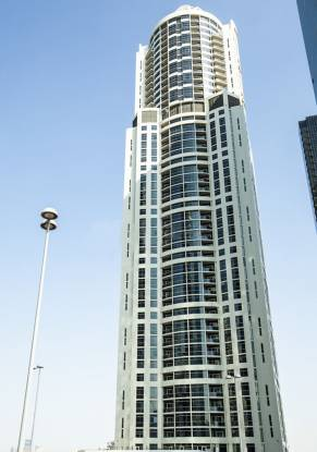 Al Bodor Lake Shore Tower Elevation