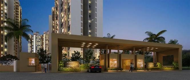 Gurukrupa Marina Enclave Wings M N Phase II Amenities