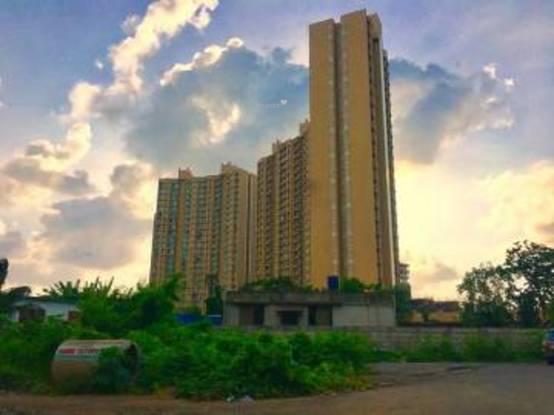 Gurukrupa Marina Enclave Wings M N Phase II Elevation