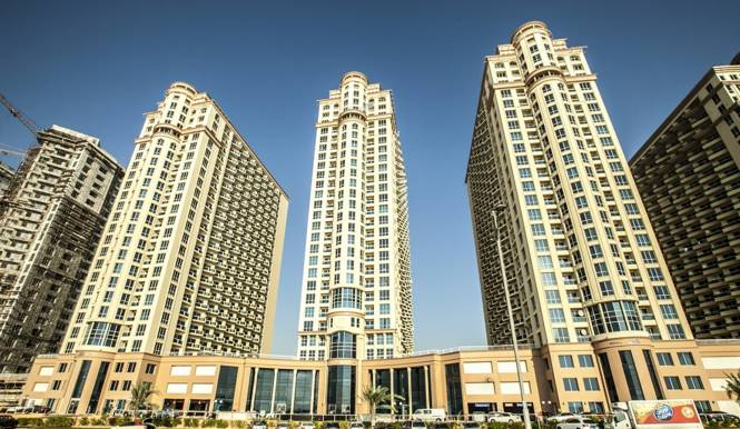 Damac Lago Vista Elevation