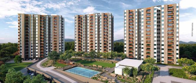 Images for Elevation of Mahindra Lakewoods