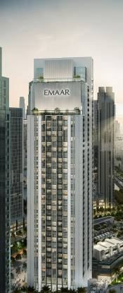 Emaar Harbour Gate Elevation