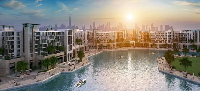 Images for Elevation of Dubai Wharf