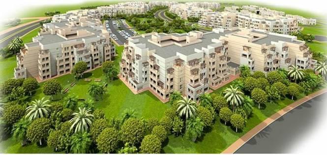 Texture Al Khail Heights Elevation