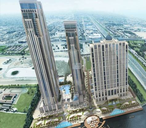 Al Habtoor City Elevation