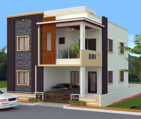 Tripura Landmark III Elevation