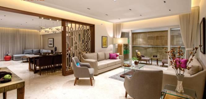indraprasth-gulmohar Living Area