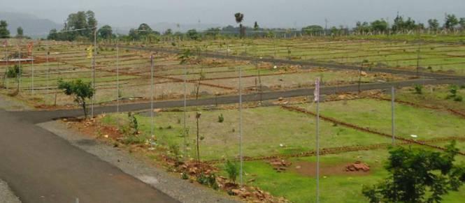 Khedapati Balaji Royal Green Valley Block Ab Elevation
