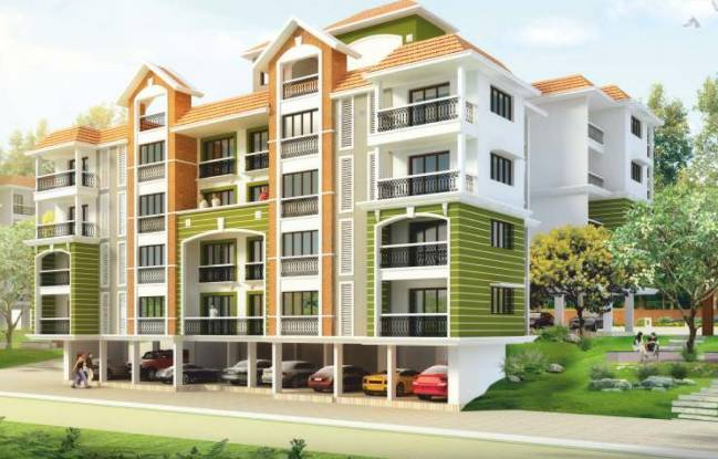 Devashri Greens Phase 2A Elevation