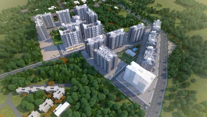 Mantra City 360 Phase 06 Elevation