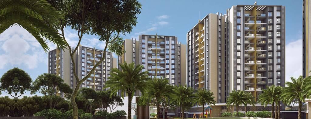 Rama Melange Residences Phase III Elevation