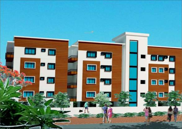 Images for Elevation of Kruthi Sai Cambridge Residency