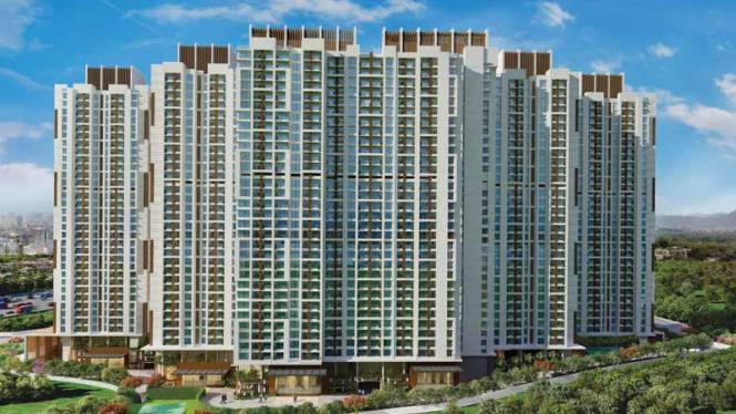 MICL Aaradhya Highpark Project 1 Of Phase I Elevation