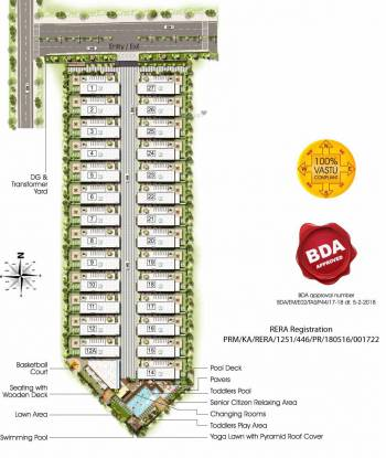 Images for Layout Plan of MIMS Northbrook