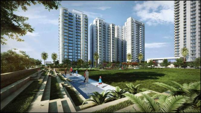 Godrej Nurture Phase 1 Elevation