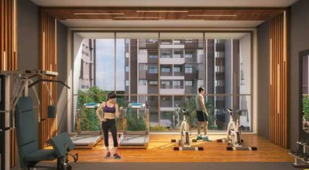 Jhamtani Vision Ace Phase 1 Amenities