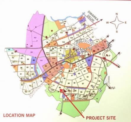 OSB Golf Heights Location Plan