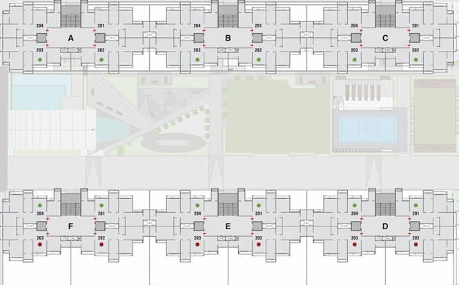 Swati Chrysantha Cluster Plan