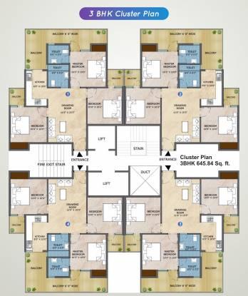samriddhi Cluster Plan