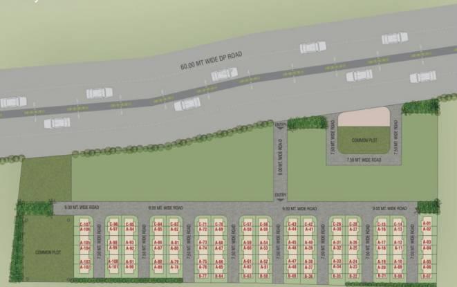 Mohan Rang City Layout Plan
