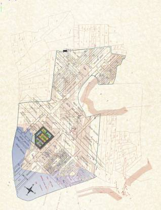 Ascent Khushi Residency Site Plan