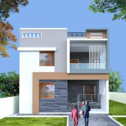 Dolphin Independent House Elevation