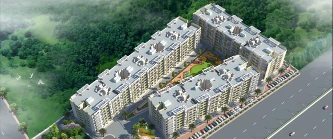 Laabham Shubham Nariman Enclave Building No 2 Elevation