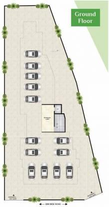 Skytech Neelkanth Green Cluster Plan