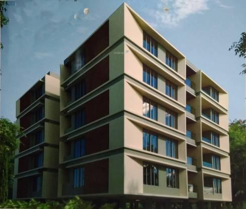 Ojas Aagam Residency Elevation