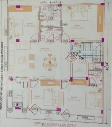 Sai Homes Rohini Cluster Plan