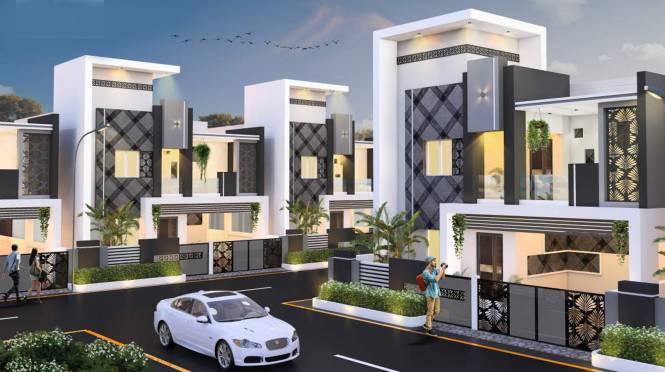 Sree Daksha Praktva Villas Elevation